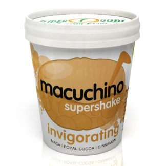 Macuchino (Vigorizante) Supershake Energy Fruits - 250 gramos