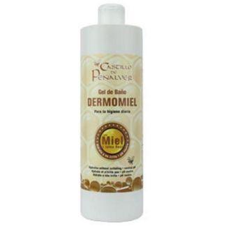 Gel de baño DermoMiel Castillo de Peñalver - 800 ml.