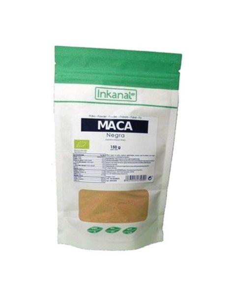 Maca Negra en Polvo Vitae Inkanat - 150 gramos