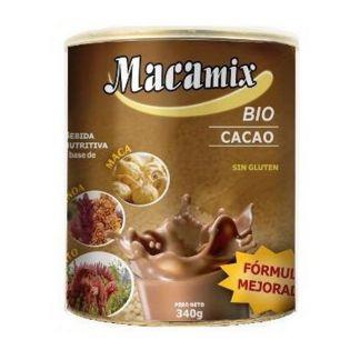 MacaMix con Cacao Bio en Polvo Inkanat - 340 gramos
