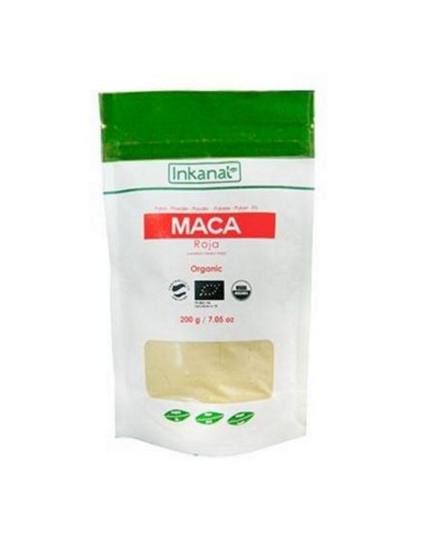 Maca Roja en Polvo Vitae Inkanat - 200 gramos
