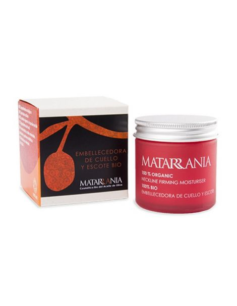 Embellecedora de Cuello y Escote Bio Matarrania - 60 ml.