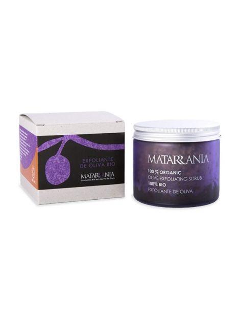 Exfoliante de Oliva Bio Matarrania - 250 ml.