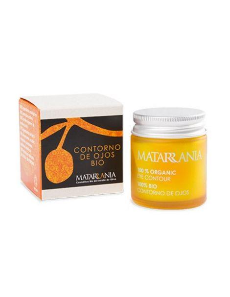 Contorno de Ojos Bio Matarrania - 30 ml.