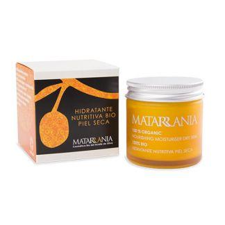 Hidratante Nutritiva Piel Seca Bio Matarrania - 60 ml.