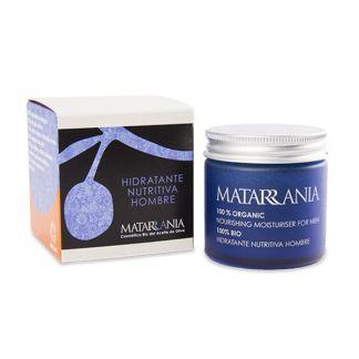 Hidratante Nutritiva Hombre Bio Matarrania - 60 ml.