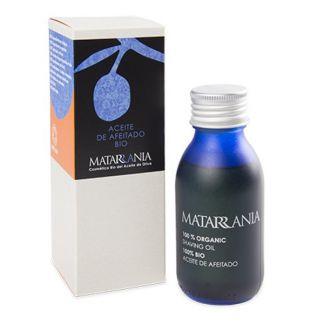 Aceite de Afeitado Bio Matarrania - 100 ml.