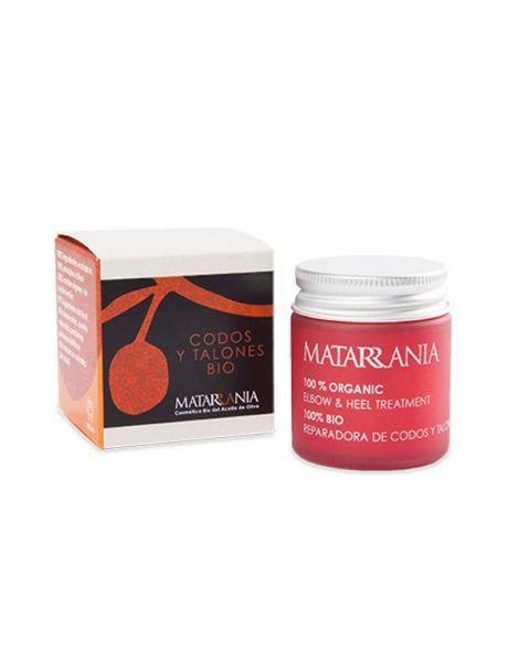 Crema Reparadora de Codos y Talones Bio Matarrania - 30 ml.