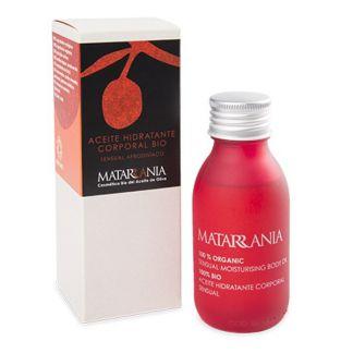Aceite Hidratante Corporal Sensual Bio Matarrania - 100 ml.