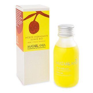 Aceite Hidratante Suave Bebé y Piel Sensible Bio Matarrania - 100 ml.