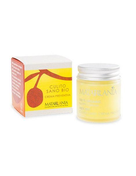 Crema de Pañal Culito Sano Bio Matarrania - 30 ml.