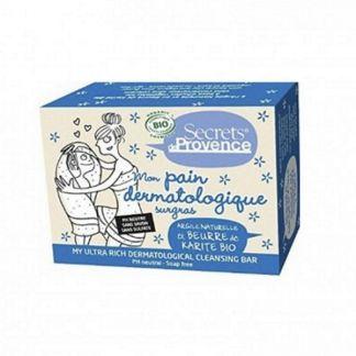 Jabón Dermatológico pH Neutro Secrets de Provence - 90 gramos