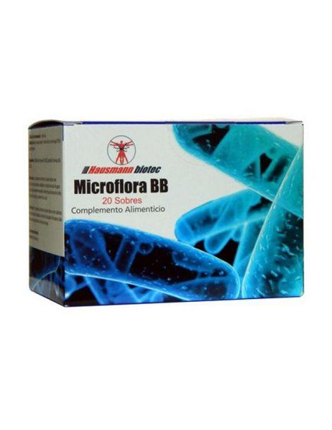 Microflora BB Hausmann Biotec - 20 sobres