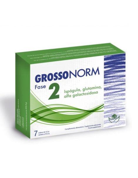 Grosonorm Fase 2 Bioserum - 7 sobres