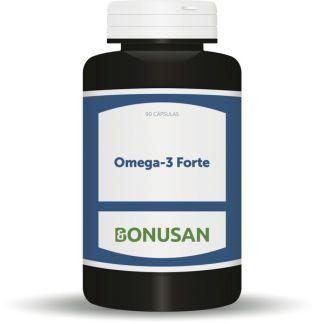 Omega-3 Forte MSC Bonusan - 90 cápsulas