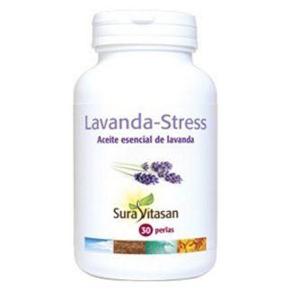 Lavanda-Stress Sura Vitasan - 30 perlas