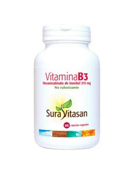 Vitamina B3 Sura Vitasan - 60 cápsulas