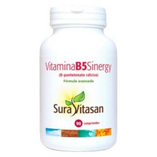 Vitamina B5 Sinergy Sura Vitasan - 90 comprimidos