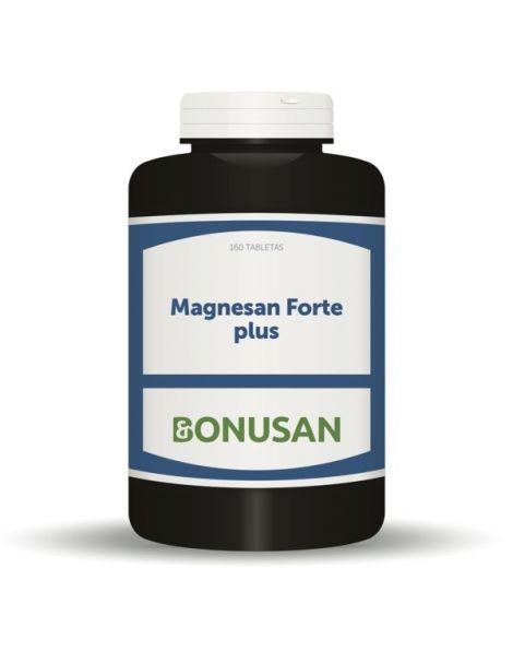 Magnesan Forte Plus Bonusan - 160 tabletas