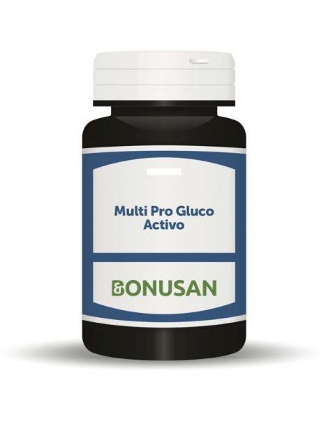 Multi Pro Gluco Activo Formato Grande Bonusan - 120 tabletas