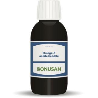 Omega-3 Aceite Bebible Bonusan - 100 ml.