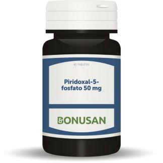 Piridoxal-5-Fosfato Bonusan - 60 tabletas