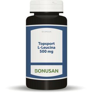 Topsport L-Leucina Bonusan - 60 cápsulas