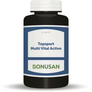 Topsport Multi Vital Activo Bonusan - 60 tabletas
