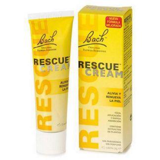 Crema Remedio Rescate (Rescue Remedy) Flores Dr. Bach - tubo de 30 gramos