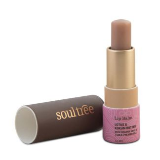 Bálsamo Labial Lotus SoulTree - 3.5 gramos