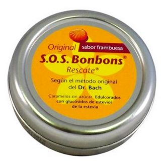 Rescate Bombons S.O.S Dr. Bach - 38 caramelos