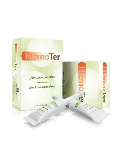 Hemoter Tegor - 7 unidosis