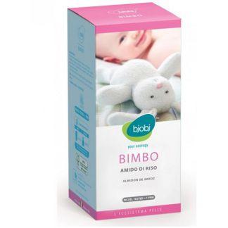 Almidón de Arroz Bebé Bjobj - 400 gramos