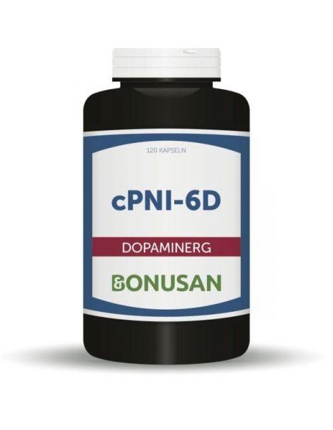 cPNI - 6D Bonusan - 120 cápsulas