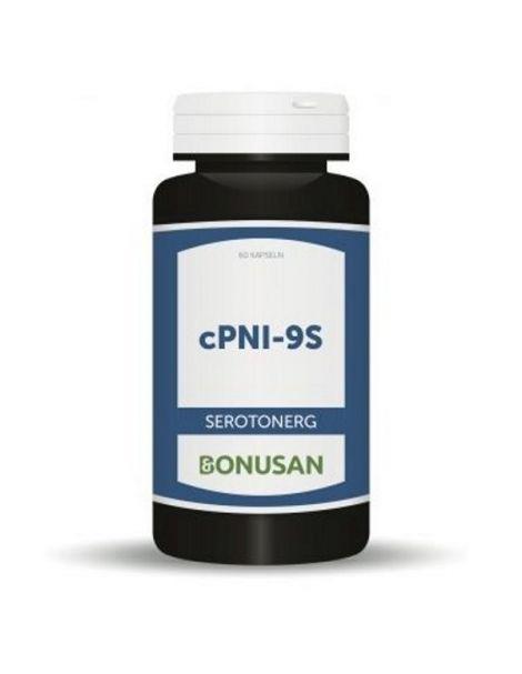 cPNI - 9S Bonusan - 60 cápsulas