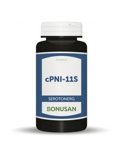 cPNI - 11S Bonusan - 60 cápsulas