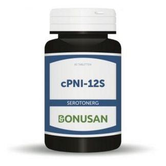 cPNI - 12S Bonusan - 60 comprimidos