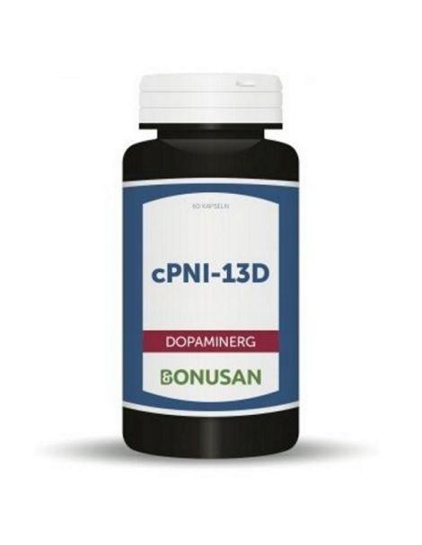 cPNI - 13D Bonusan - 60 cápsulas