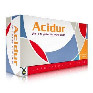 Acidur Tegor - 60 cápsulas