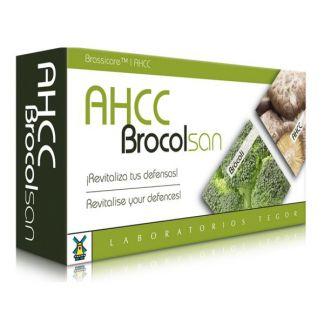 AHCC Brocolsan Tegor - 60 cápsulas