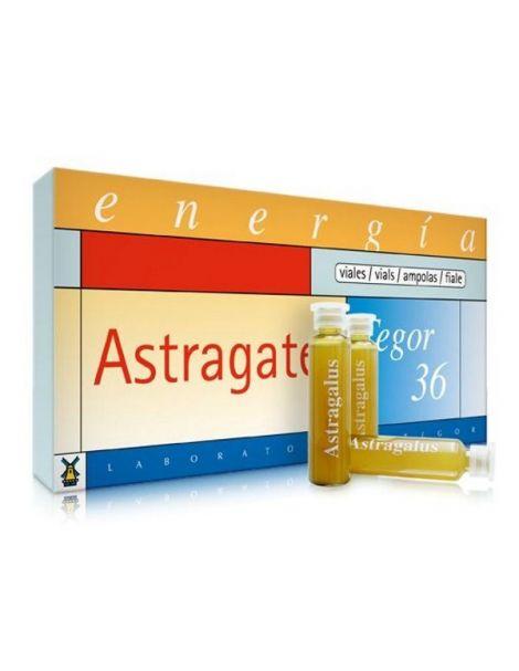Astragater Tegor - 10 viales