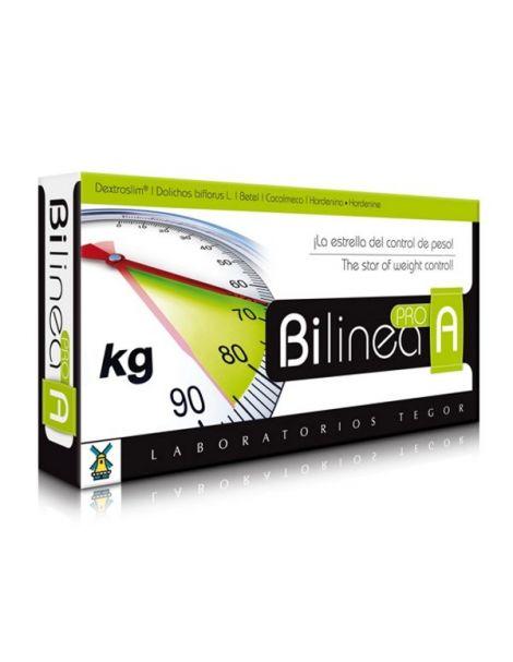 Bilinea Pro A Tegor - 40 cápsulas