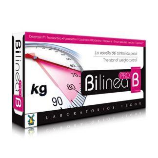 Bilinea Pro B Tegor - 40 cápsulas