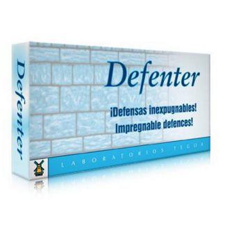 Defenter Tegor - 40 cápsulas