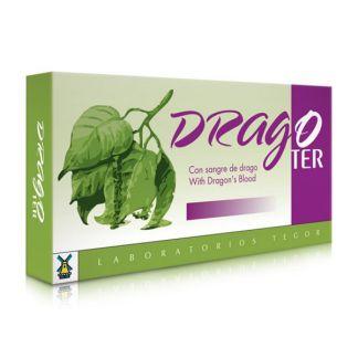 Dragoter Tegor - 40 cápsulas