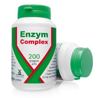 Enzym Complex Tegor - 200 grageas