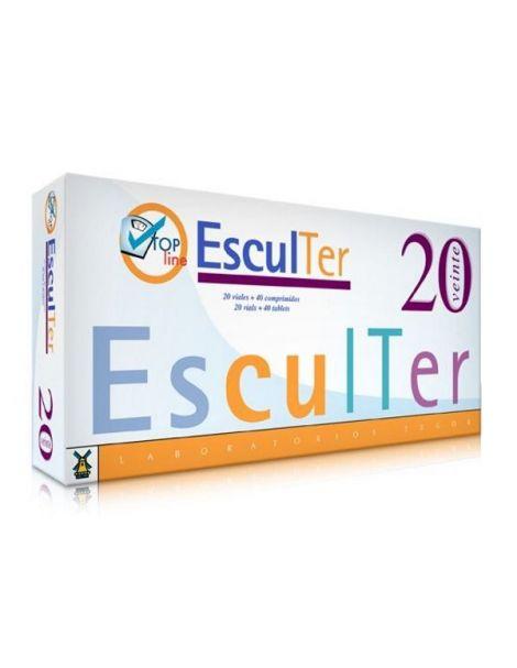 Esculter E2 Tegor - 20 viales + 40 comprimidos