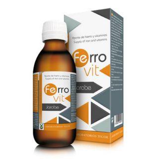 Ferrovit Jarabe Tegor - 200 ml.