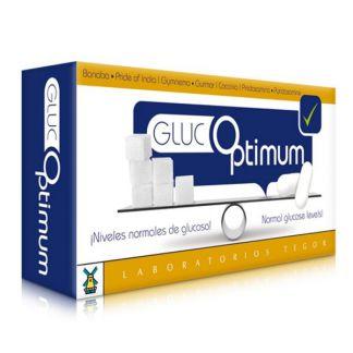 Glucoptimum Tegor - 60 cápsulas