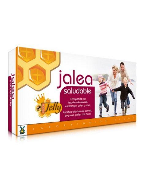 Jalea Saludable Tegor - 20 viales